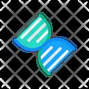 Dna Science Biometric Icon
