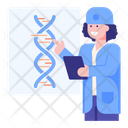 Genes Dna Dna Structure Icon