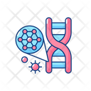 Dna Structure Icon