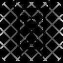 Dna Biology Chromosome Icon