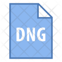 Dng File Extension Icon