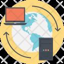 Private Network Dns Icon