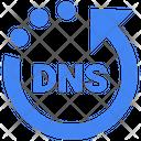 Dns Analysis Analyst Icon