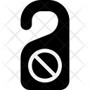 Do Not Hanger Icon