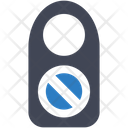 Privacy Door Hanger Icon