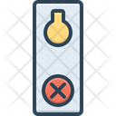 Do Not Disturb Sign Hotel Icon