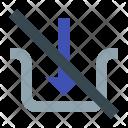 Do not insert Icon
