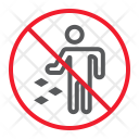 Do Not Litter Icon