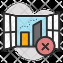 Do not open window Icon