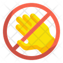 Do Not Touch No Touch Forbidden Icon