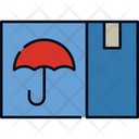 Do Not Wet Box Delivery Icon