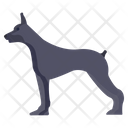Doberman Doberman Pinscher Breed Icon