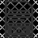 Doc File Name Icon