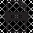 Doc Document File Icon