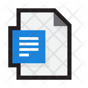 File Document Extension Icon