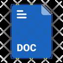 File Document Doc Icon