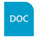 Doc Extension File Icon