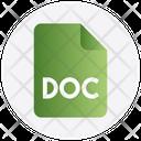 File Doc Paper Icon