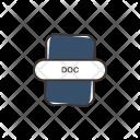 Doc File Document Icon