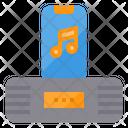 Dock Multimedia Speaker Icon