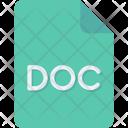 Docs File Storage Icon