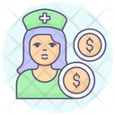 Cardiology Healthy Care Icon