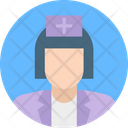 Doctor Surgeon Medical Assistance Icon