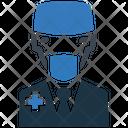 Doctor Icon Vector Icon