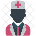 Doctor Icon Vector Icon