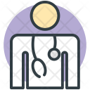 Doctor Avatar Medical Icon