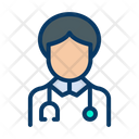 Doctor Medical Man Avatar Icon