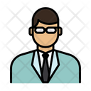 Doctor Medical Man Avatar Icon