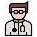 Doctor Job Avatar Icon
