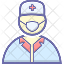 Doctor Surgeon Health Icon
