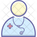Doctor Physician Medical Icon