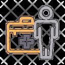 Kit Aid Medicalbox Icon