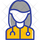 Doctor Medical Physician Icon