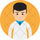 Doctor Man People Icon