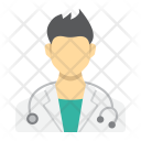 Doctor Person Physician Icon
