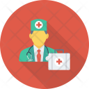 Doctor Medical Medicalkit Icon