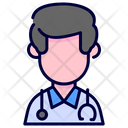 Doctor Man Avatar Icon