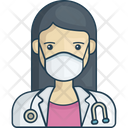 Doctor Hospital Treatment Icon