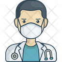 Doctor Medical Medicine Icon