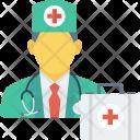 Doctor Medical Medicalkit Icon