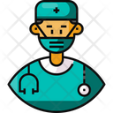 Avatar Doctor Frontliner Icon