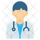 Doctor Physician Surgeon Icon
