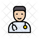 Doctor Checkup Medical Icon