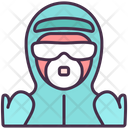 Doctor Avatar Coronavirus Icon