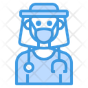Face Shield Shield Face Mask Icon