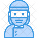 Avatar Doctor Health Icon